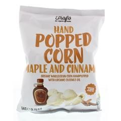 Trafo Popcorn maple & cinnamon (50 gram)