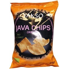 Yakso Java chips orient (100 gram)