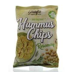 Trafo Hummus chips rosemary (75 gram)