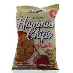 Trafo Hummus chips paprika (75 gram)