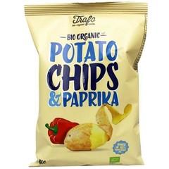 Trafo Chips paprika (40 gram)