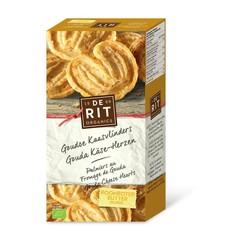 De Rit Goudse kaasvlinders (100 gram)