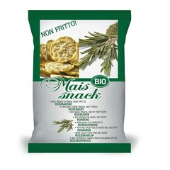Bio Alimenti Mais snack rozemarijn (50 gram)
