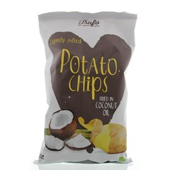 Trafo Chips kokosolie gebakken (100 gram)