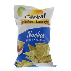 Cereal Nachos gepoft glutenvrij (85 gram)