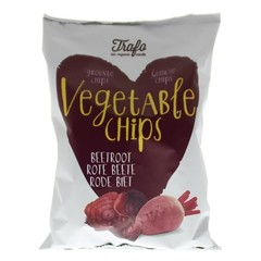 Trafo Groente chips rode biet (75 gram)