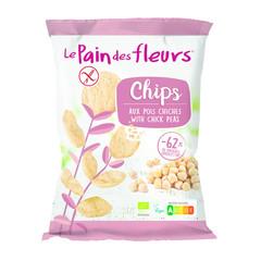 Pain Des Fleurs Chips met kikkererwten (50 gram)