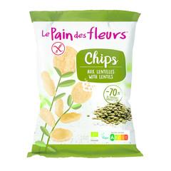 Pain Des Fleurs Chips met linzen (50 gram)