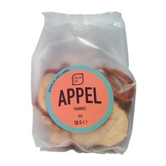 Greenage Appel chips (50 gram)