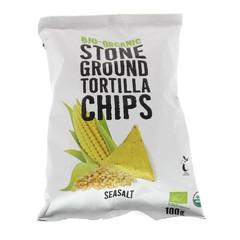 Trafo Chips tortilla seasalt (100 gram)