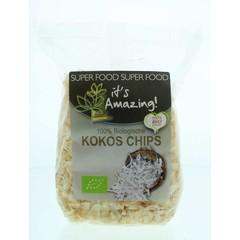 It's Amazing Kokoschips bio (350 gram)