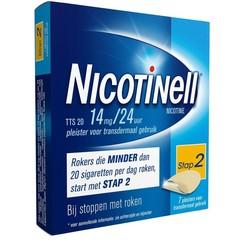 Nicotinell TTS20 14 mg (7 stuks)