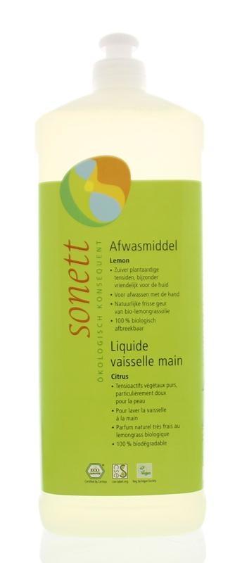Sonett Sonett Afwasmiddel (1 liter)