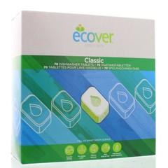 Ecover Vaatwasmachine tabletten (70 tabletten)
