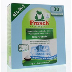 Frosch Vaatwastablet all in one (30 stuks)