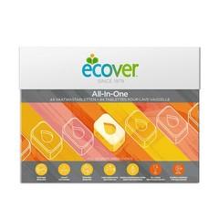 Ecover Vaatwastabletten all in 1 (44 tabletten)