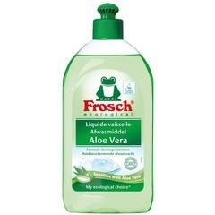 Frosch Handafwas aloe vera (500 ml)