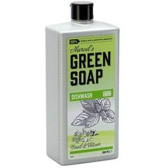 Marcel's GR Soap Afwasmiddel basilicum & vertivert gras (500 ml)