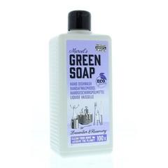 Marcel's GR Soap Afwasmiddel lavendel & rozemarijn (500 ml)