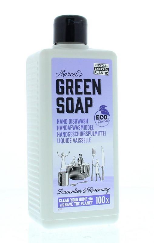 Marcel's GR Soap Marcel's GR Soap Afwasmiddel lavendel & rozemarijn (500 ml)