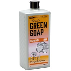 Marcel's GR Soap Afwasmiddel sinaasappel & jasmijn (500 ml)