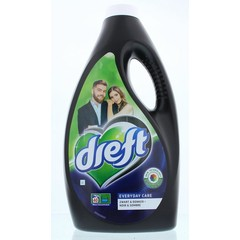 Dreft Wasmiddel vloeibaar zwart & donker (2200 ml)