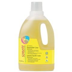 Sonett Wasmiddel vloeibaar color (1500 ml)
