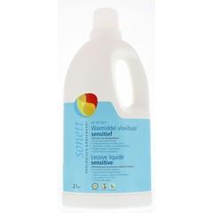 Sonett Wasmiddel vloeibaar sensitief (2 liter)