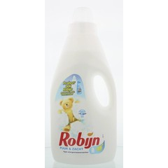 Robijn Wasverzachter puur & zacht (2 liter)
