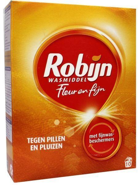 Robijn Robijn Wasmiddel fleur & fijn (550 gram)