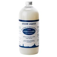 Marius Fabre Savon marseille zeepvlokwasmiddel vloeibaar (1 liter)