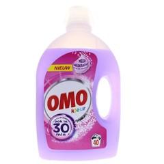 OMO Wasmiddel vloeibaar color (2 liter)