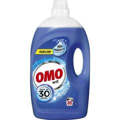 OMO Vloeibaar wit 80 scoops (5 liter)