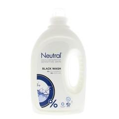 Neutral Wasmiddel vloeibaar zwart (1 liter)