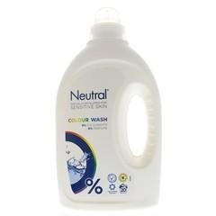 Neutral Wasmiddel vloeibaar color (1 liter)