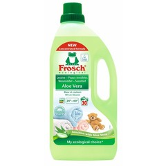 Frosch Wasmiddel aloe vera (1500 ml)
