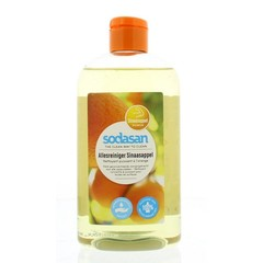 Sodasan Citrusreiniger (sinaas) (500 ml)