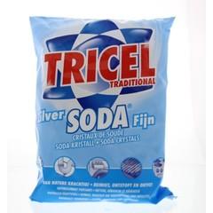Tricel Tricel zilver soda fijn (1 kilogram)