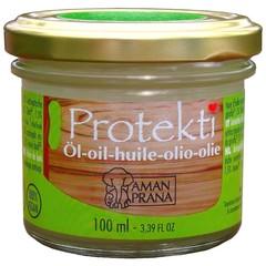 Amanprana Protekti olie voor QI board bio (100 ml)