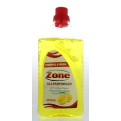 Zone Allesreiniger citroen (1 liter)