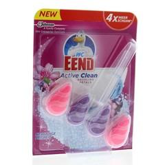WC Eend Toiletblok active clean dassling petal (38 gram)