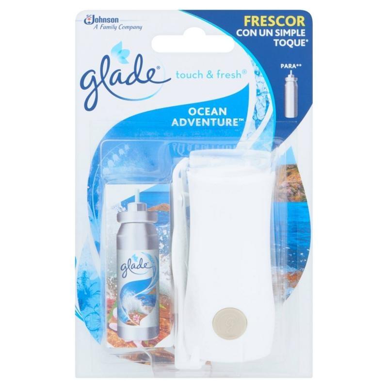 Glade BY Brise Glade Touch & fresh houder oceaan (10 ml)