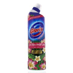 Glorix WC Powergel pink flower (750 ml)
