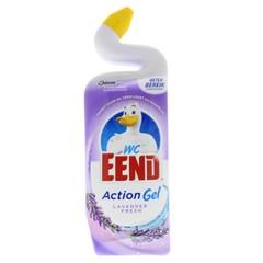 WC Eend Action gel lavendel fresh (750 ml)