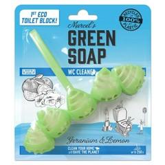 Marcel's GR Soap Toilet block geranium & lemon (55 gram)