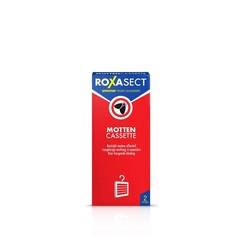 Roxasect Mottencassette (2 stuks)