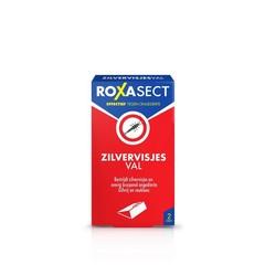 Roxasect Zilvervisjesval (2 stuks)