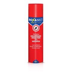 Roxasect Spuitbus tegen kruipende insecten/wespen (400 ml)