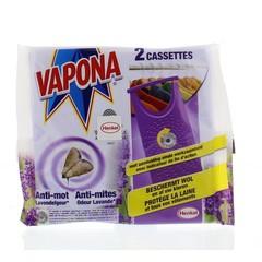 Vapona Anti mot lavendel (2 stuks)