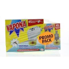 Vapona Anti mug bundel promo (1 set)